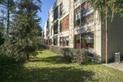 4 locali in vendita al piano giardino in via Servais – Parella (TO)